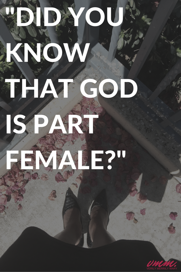 Sometimes, pastors can preach quite feminist sermons. Click through to read on how this pastor's sermon empowered women.