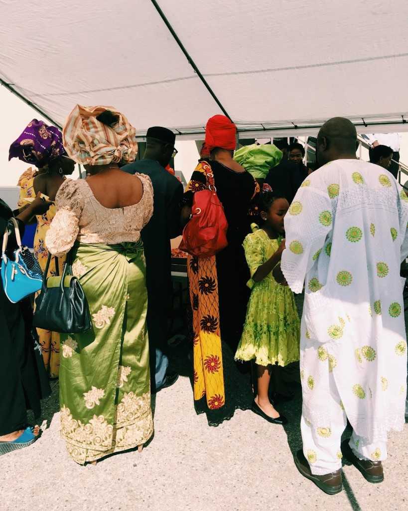 Black Americans appropriate African cultures
