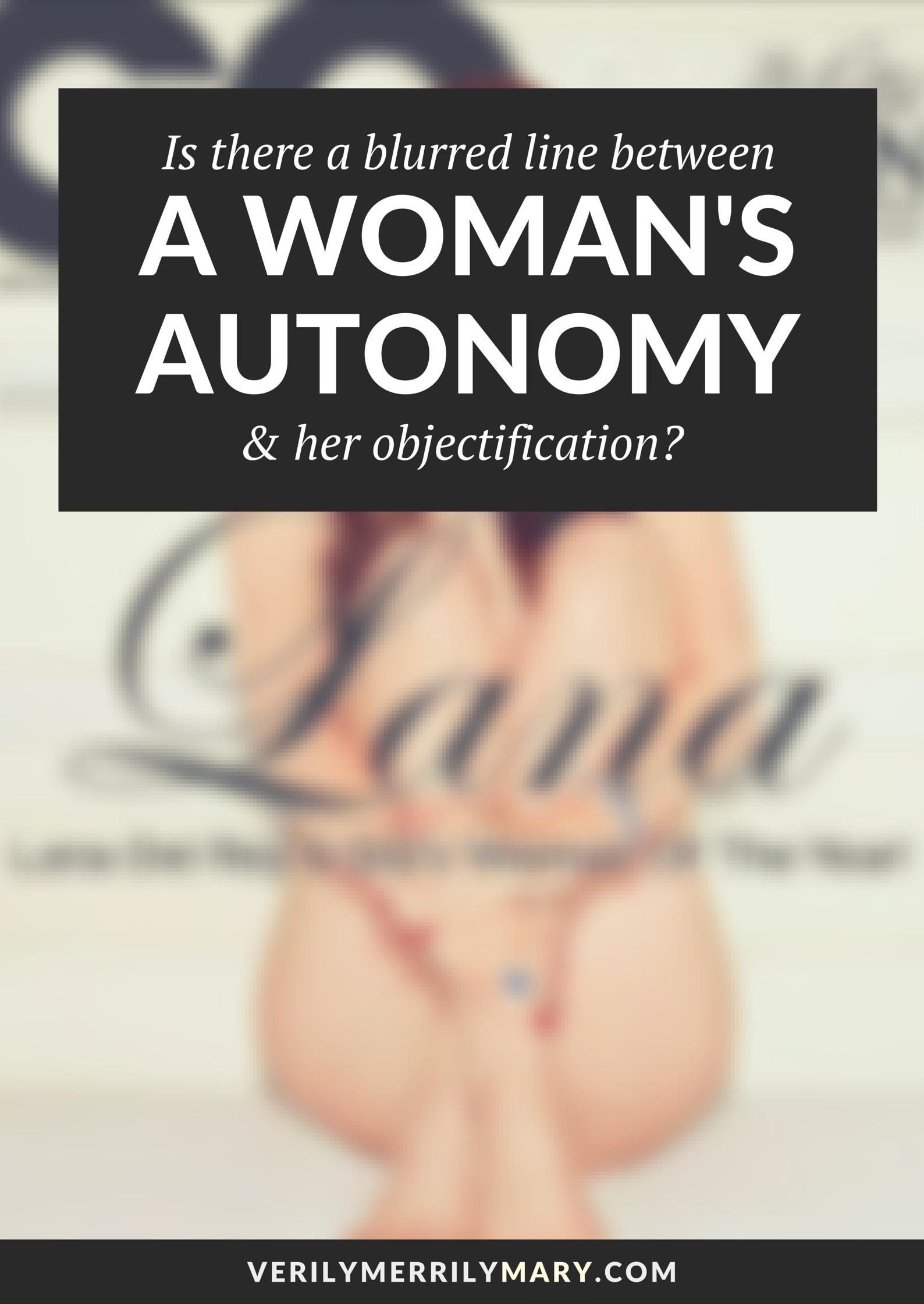 Woman's Autonomy