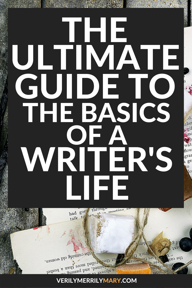 This post is your comprehensive guide to getting your writing life in full swing. Click through to learn how to efficiently integrate writing into your everyday life.